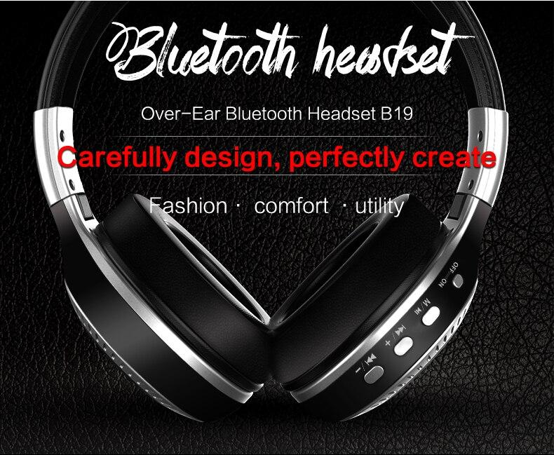 ZEALOT B19 Bluetooth Headphones Wireless Stereo Earphone ZEALOT B19 Bluetooth Headphones Wireless Stereo Earphone HTB1Hx dPFXXXXaUapXXq6xXFXXXf