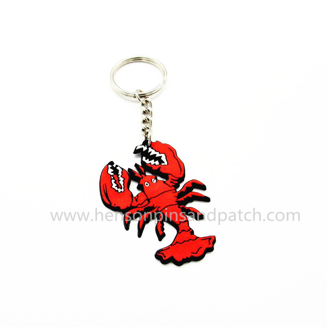 US $472 0 |Custom soft PVC Lobster keychain-in Badges from Home & Garden on  Aliexpress com | Alibaba Group