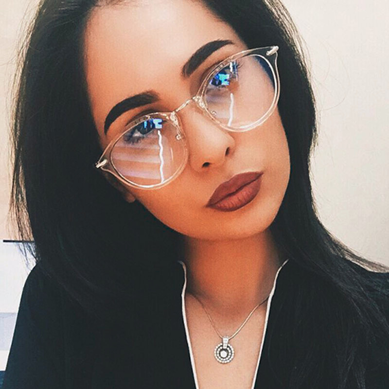 Aliexpress.com : Buy transparent glasses Women Eyeglasses