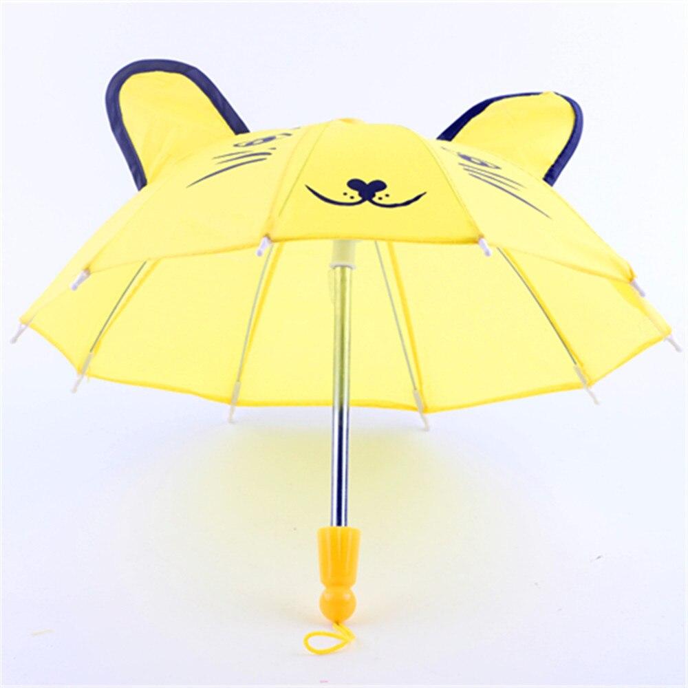 Doll Аксессуарлары - 6color Outdoor Umbrella - Қуыршақтар мен керек-жарақтар - фото 2
