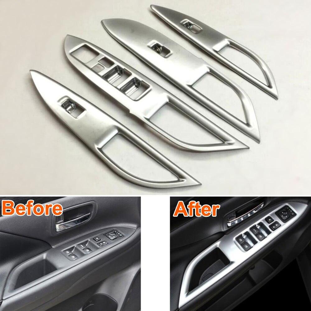 4pcs / set Carucior de ABS pentru carucior de ușă pentru caroseria - Accesorii interioare auto