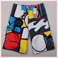Hot 2016 marca ropa Junta Shorts, Playa de Boardshorts de baño hombre pantalones cortos bañadores hombre ocasional de bain bermudas masculina homme