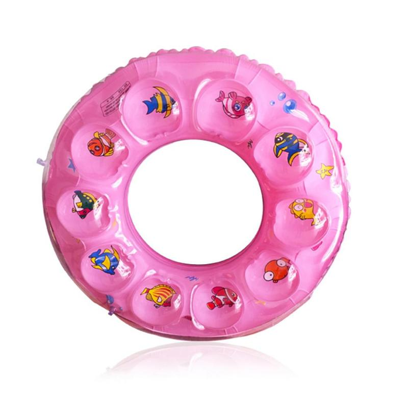 Summer Beach Feather Swim Circle Swimming Ring Float Water Pool Party Inflatable Baby Float Round Feather Sequins Rings Hot