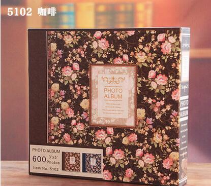 ᗖ20186 Large Capacity Albums Album Interstitial Mixed 3r5 Inch 660