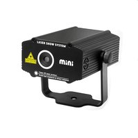 High Quality Mini 2in1 Effect R G Audio Stars Whirlwind Laser Projector Stage Disco DJ Club
