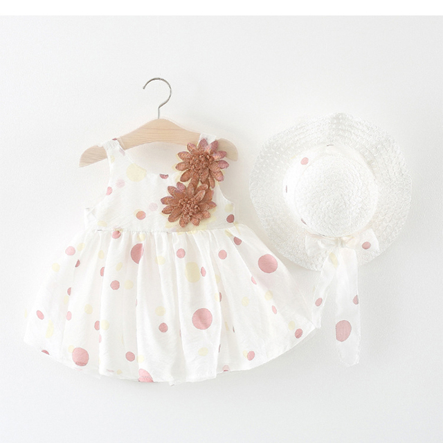 Baby Girls Summer Clothes