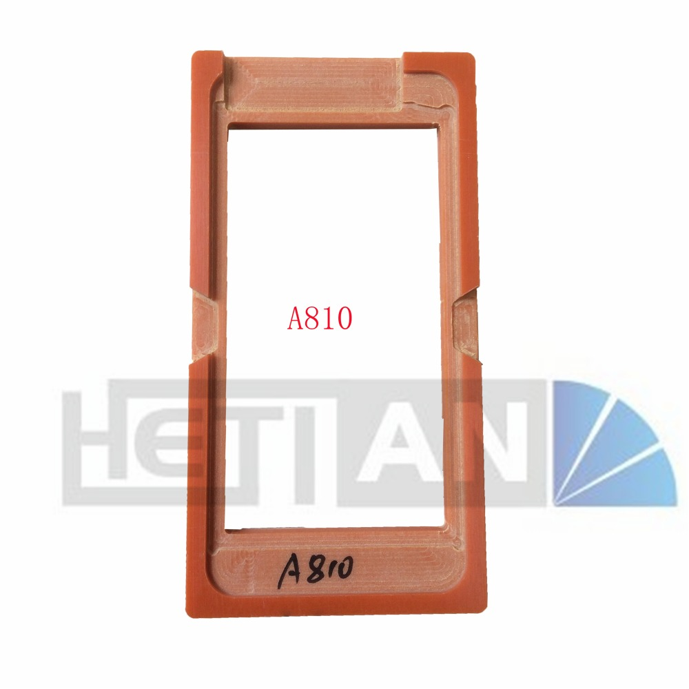 1PCS Glue Mould LCD screen glass Mold Holder for samsung Galaxy A810 A8 2016 image
