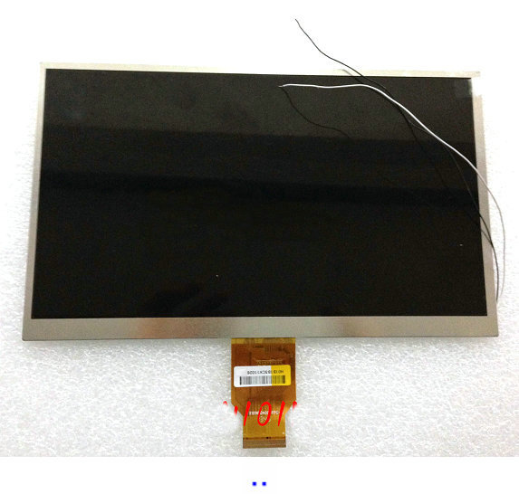 New LCD Display 10.1 inch Tablet kd101n7-40nb-a17 V0 FPC 40Pins TFT LCD Screen Matrix Replacement Panel Parts Free Shipping