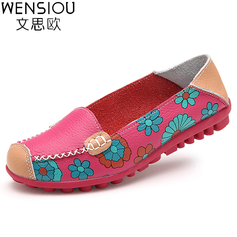 Women flats Casual pu leather Boat ladies shoes  Comfortable solid soft loafers summer Moccasins platform shoes 2017 DT913 цены онлайн