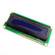 Raspberry Pi 2 ЖК-дисплей экрана smart electronics ЖК-дисплей модуль Дисплей монитор 1602 5 В синий Экран и белый код Arduino RPI доска
