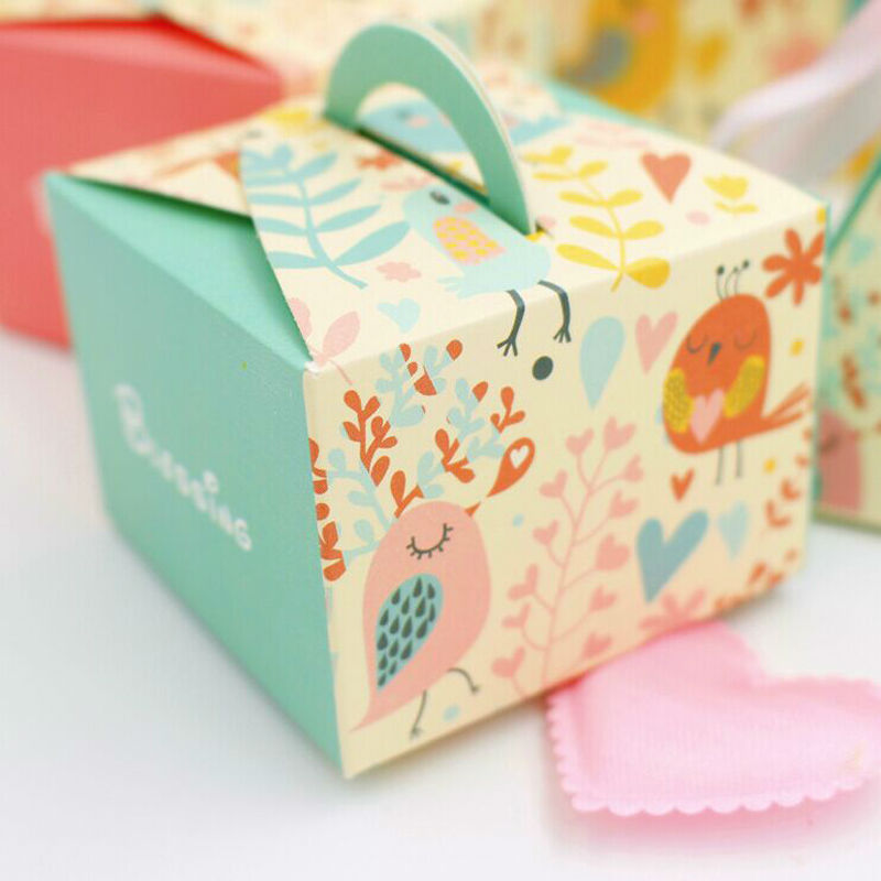 Baby Shower Mailbox Decorations ~ Princess party supplies baby shower favor box candy
