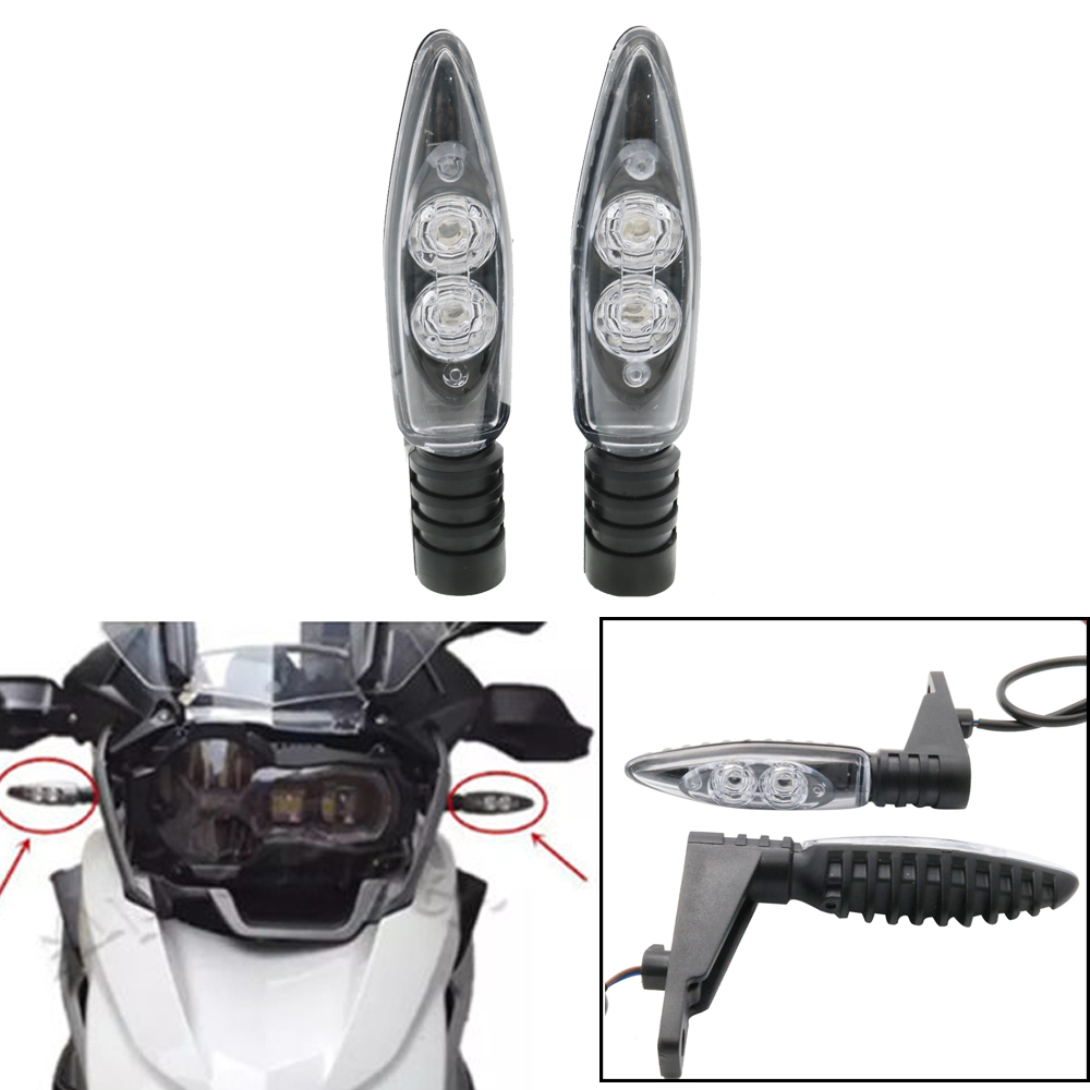 Motorcycle Rear Turn Indicator Signal Light LED For BMW F800 GS 2012 - 2015 , F 800 R F 800 GT F 800 ST F 800 S