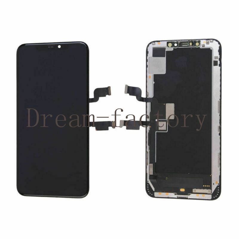 10PCS LCD Display Touch Screen Digitizer Assembly Replacement Parts for iPhone X Xs Xr free DHL