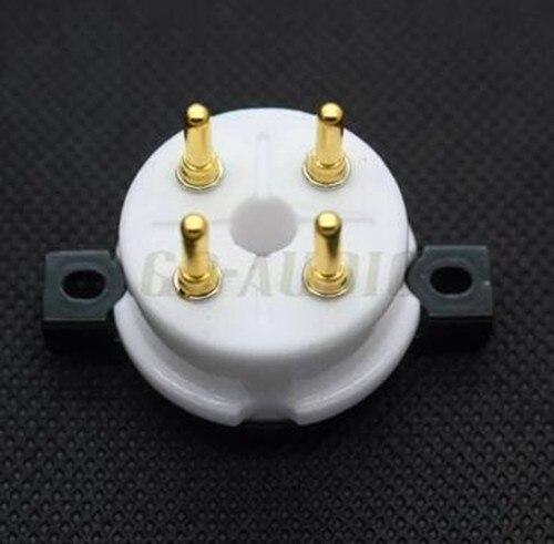 Gratis Verzending! 5 stks vergulde buis benen (95 speciale staal keramische) 300B/2A3 gewijd/Elektronische Component
