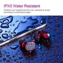 SANLEPUS Mini auriculares inalámbricos auriculares Bluetooth deportes auriculares estéreo TWS 5,0 estéreo Bass auriculares con micrófono Dual para teléfonos