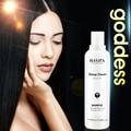 Champú de limpieza profunda de control de aceite de cuidado del cabello natural y nutrir