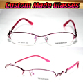 F 014 [Online optitian ]Optical Custom made optical lenses Reading glasses +1 +1.5 +2+2.5 +3 +3.5 +4 +4.5 +5 +5.5 +6 +7