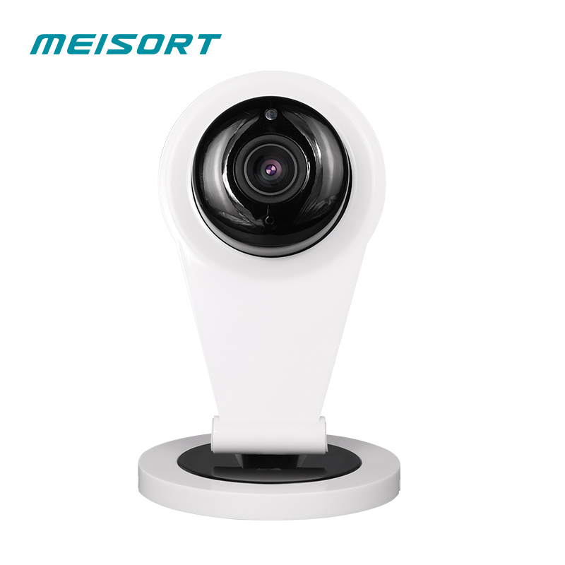 Home Security Wifi IP Camera HD 720P Night Vision 2-Way Audio Wireless Mini Smart Camera Webcam Video Monitor Video Surveillance new wifi ip camera home security camera wireless 720p night vision infrared two way audio baby camera monitor video webcam