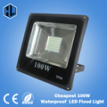 NEW STYLE! HIGH QUALITY! FREE SHIPPING! 100W LED FLOODLIGHT IP65 Modern Outdoor LED Light  100-265V Cold/Warm White