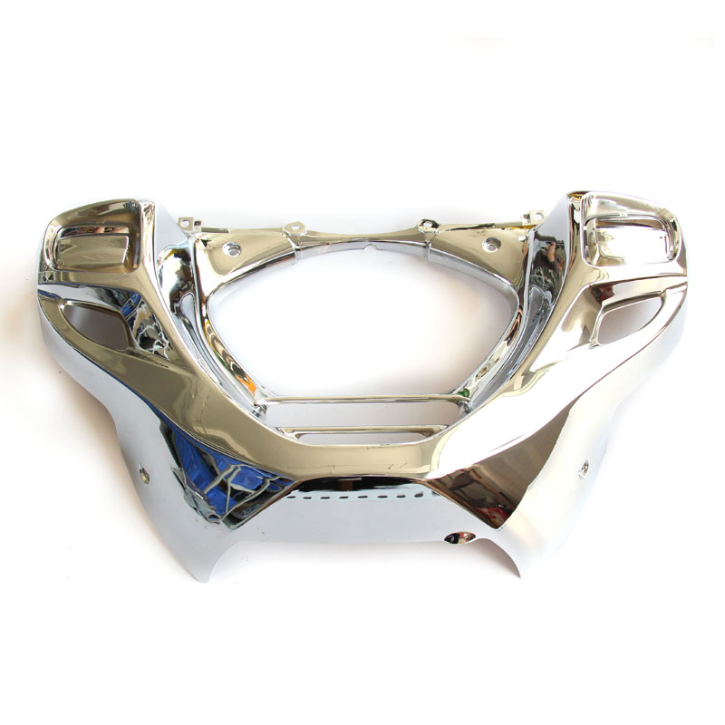 High quality Goldwing Plate <font><b>Gold</b></font> <font><b>Wing</b></font> Front Lower Cowl for <font><b>Honda</b></font> GL1800 <font><b>GL</b></font> <font><b>1800</b></font> 2012-2014 13 image