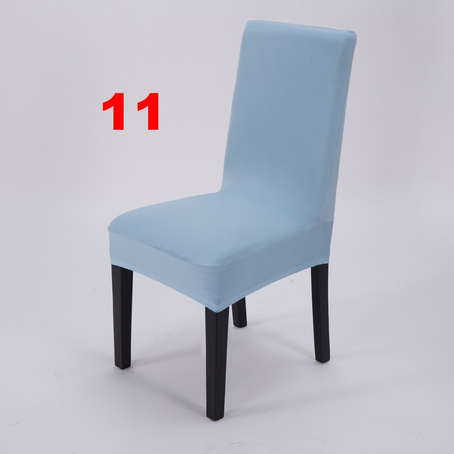 compare prices on modern baby chair online shoppingbuy low price  - new baby blue spandex stretch dining chair cover machine washablerestaurant for weddings banquet folding hotel