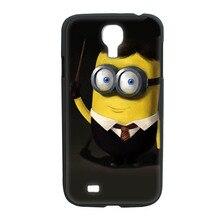 Harry Potter Custom Cute Funny Minion Plastic Hard UV Print Shell Skin Bag Case For Samsung Galaxy S4