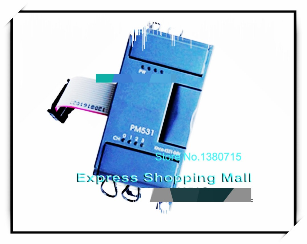 NEW K531-04TC Expansion I/O Module 4 Thermocouple input J/S/E/K type optional expansion module elc md204l text panel