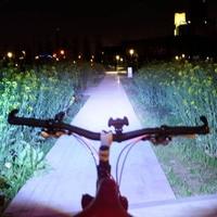 ホット販売自転車のフロントランプ usb 充電器バイク mtb 強力なライト防水ナイト乗馬懐中電灯 自転車用ライト スポーツ & エンターテイメント -