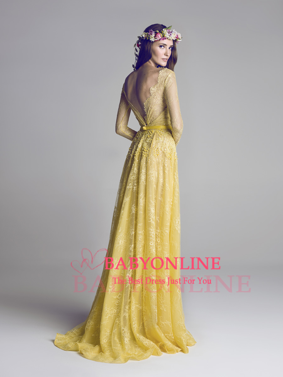 Vintage bohemian prom dresses - Best Dressed