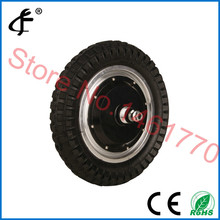 "12"" 350w 36v hub motor wheel ,skateboard with motor,electric scooter motor"