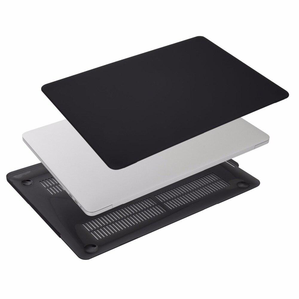 Mosiso Harde hoes voor Macbook Pro 13 15 2017 2018 zonder touch bar - Notebook accessoires - Foto 4