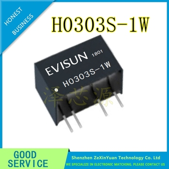 2PCS/LOT H0303S-1W H0305S-1W H0309S-1W H0312S-1W H0315S-1W SIP-4 NEW Power module фото