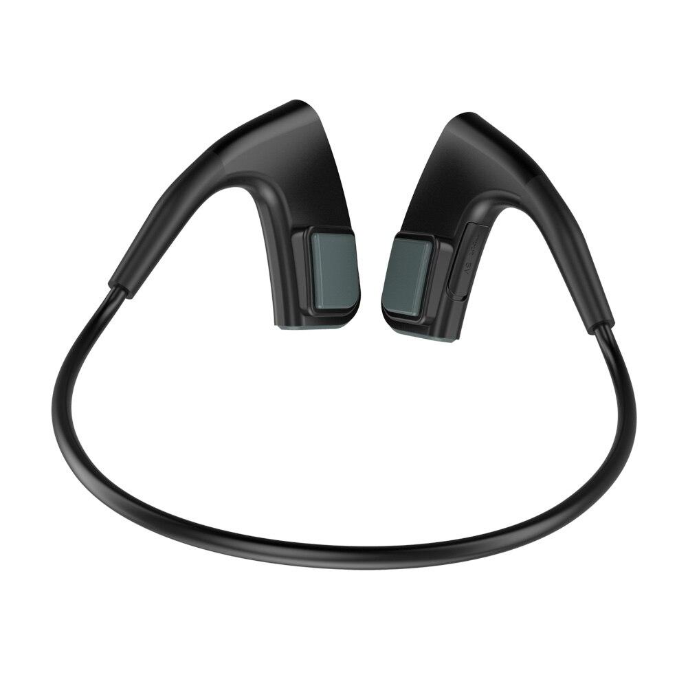 Casque de sport sans fil Bluetooth oreilles casque stéréo monté sur la tête étanche GDeals
