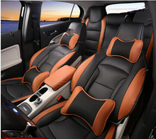 Top quality! Special seat covers for Mercedes Benz GLA 200 2016 comfortable breathable seat covers for GLA200 2015,Free shipping