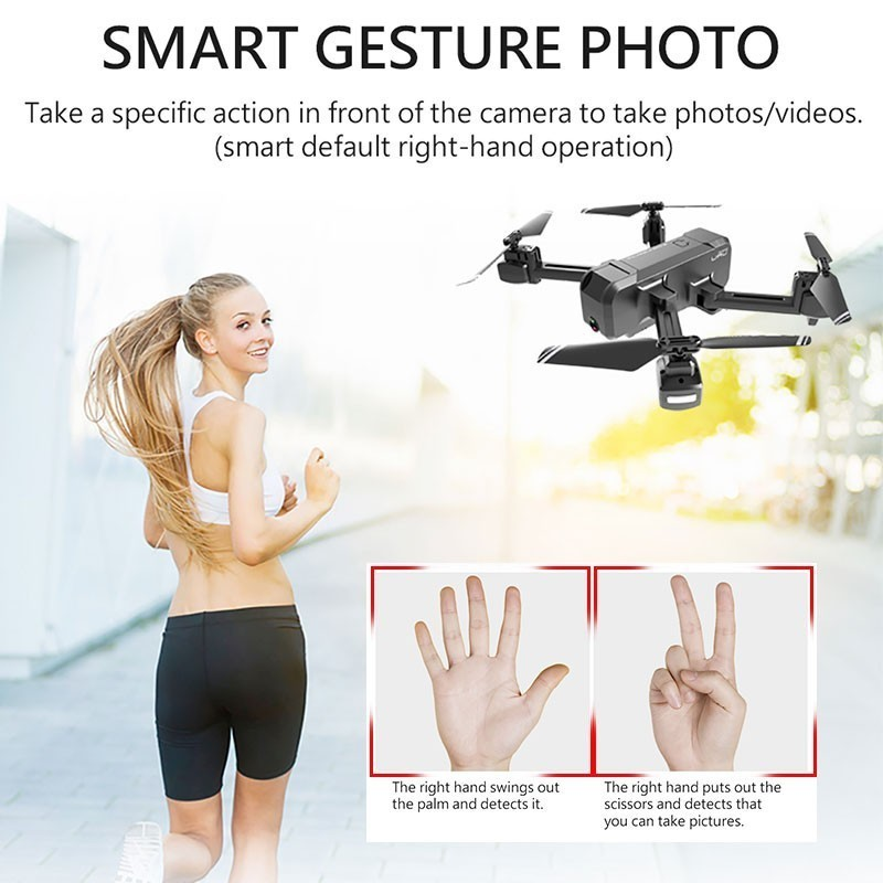 Image 4 - KF607 WIFI FPV RC Foldable Drone 4K Camera Ultra HD Dual Camera Drone Headless Mode One touch Landing Quadcopter Kids Gifts-in RC Helicopters from Toys & Hobbies
