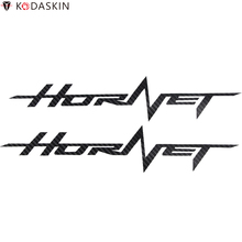2016 KODASKIN Motorcycle Sticker Decal Carbon 3D for honda hornet 600 Free Shipping