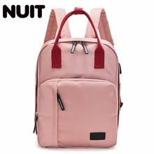 Women New Designers Backpacks Bagpack Nylon Backpack Small Travel Multi-function Back Pack Bag Female Casual Laptop