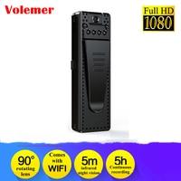 Volemer A12 WIFi Mini Camera Night Vision HD 1080P Video Camcorder Small Micro action Camera DV DVR Motion Detection Recorder