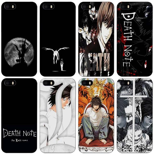 Death Note Case For iPhone