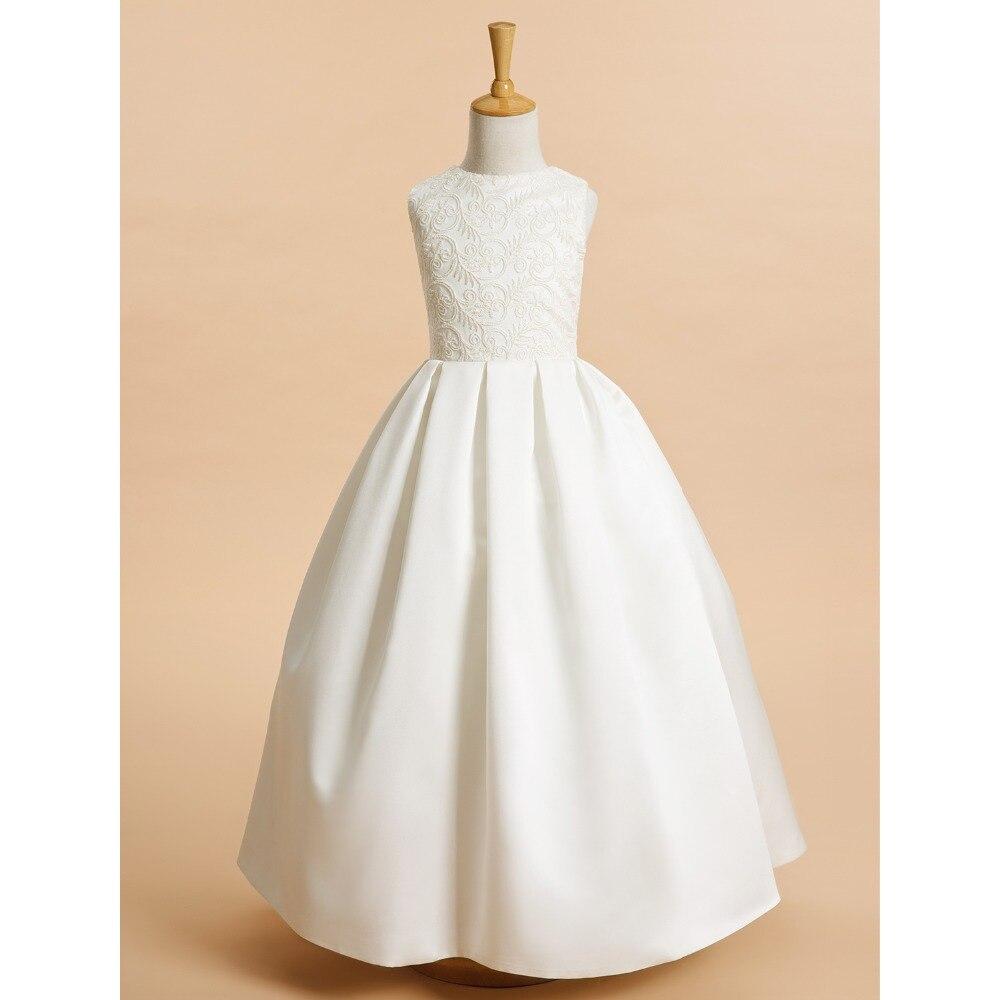 LAN TING BRIDE A-Line Μήκος αστραγάλου Φόρεμα - Φορεματα για γαμο - Φωτογραφία 1