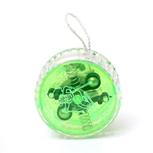 yoyo professional children yoyo toys string magic yoyo toy bearing mini LED Light Up kids yo yo yo-yo toys plastic green diabolo new arrive yoyo empire big bang yoyo cnc yoyo for professional yo yo player professional advanced ball pom material