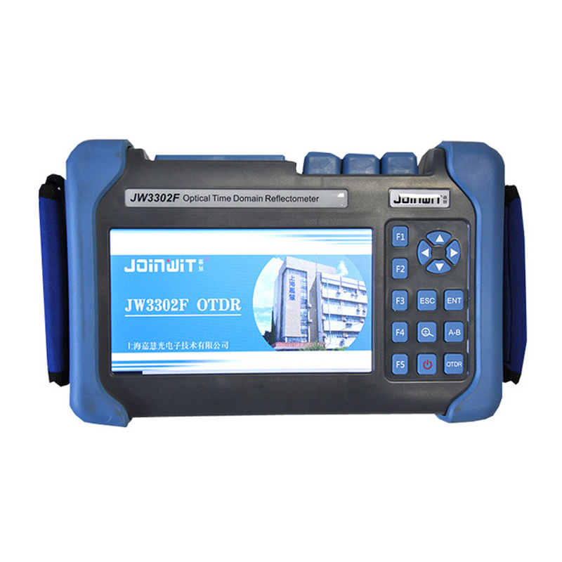 JoinWit JW3302F-S1 Fiber Optic OTDR 1310/1550nm 32/30dB Optical Time Domain Reflectometer VFL function Visual Fault Location ...