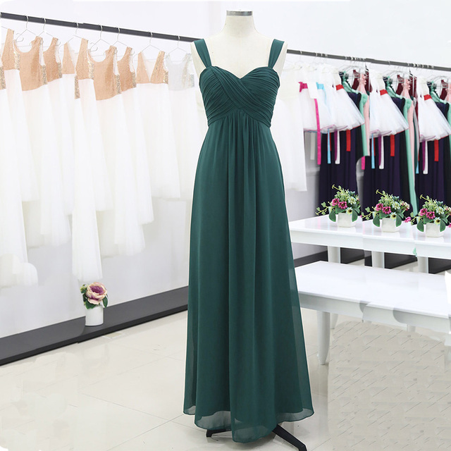 ผู้หญิงจีบชุดเจ้าสาว Elegant Ruched เอวสูงยาวงานแต่งงานอย่างเป็นทางการชุดสำหรับ 2020 Vestido ชุดเจ้าสาว