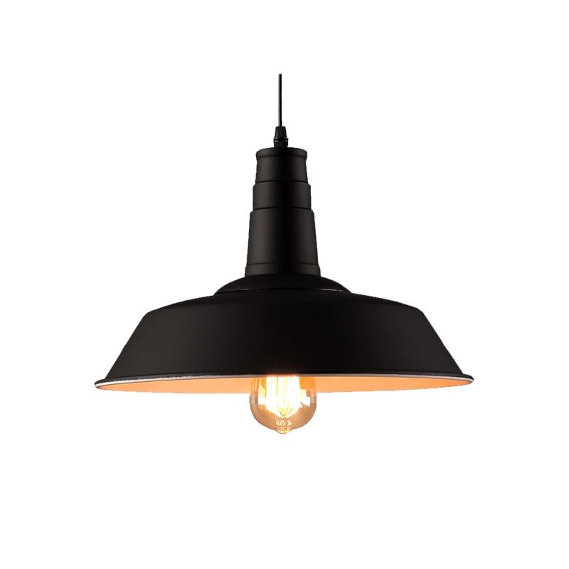 Black cable Unique American Style edison pendant Light,Vintae Bird Cage Decoration Pendant Lamp E27/E26 110V/220V 2 COLOR(China)