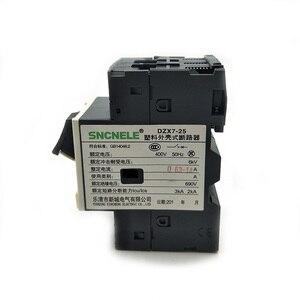 Image 4 - Protetor mpcb 0.63 v 6kv da sobrecarga do interruptor do acionador de partida do motor de gv2me 690 1a 3 p