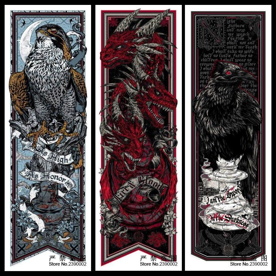 Diy Game Of Thrones Diamond Painting Cross Stitch Animal