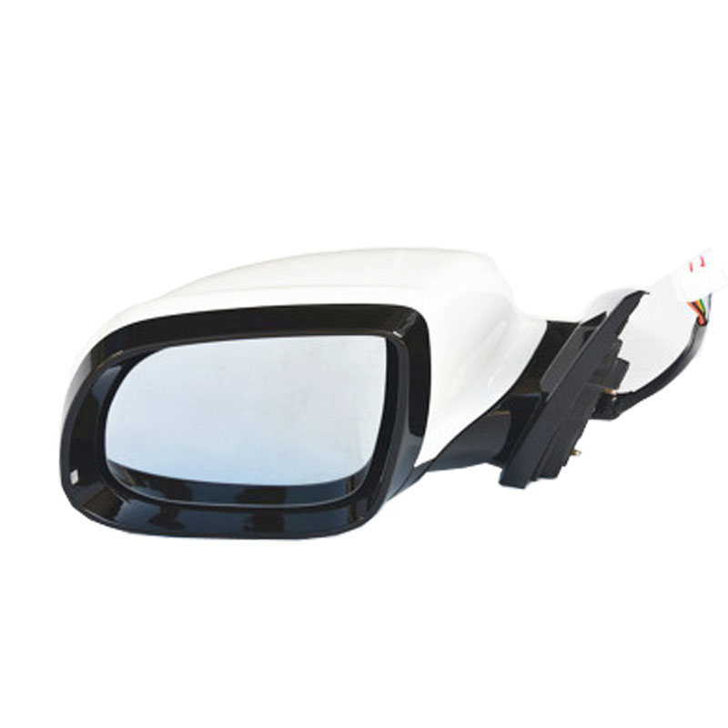 Exterior mirror assembly for Zotye Coupa left right rearview electric folding mirrors 1pc