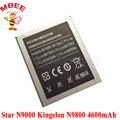 4600mAh Original Star N9000 Battery Kingelon N9800 Quad Core mtk6582 Batterie Bateria Batterij Accumulator AKKU PIL