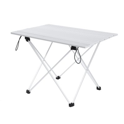 Folding Picnic Table Desk Aluminum Alloy Sheet Camping Picnic Table Camping Dining SetFolding Picnic Table Desk Aluminum Alloy Sheet Camping Picnic Table Camping Dining Set
