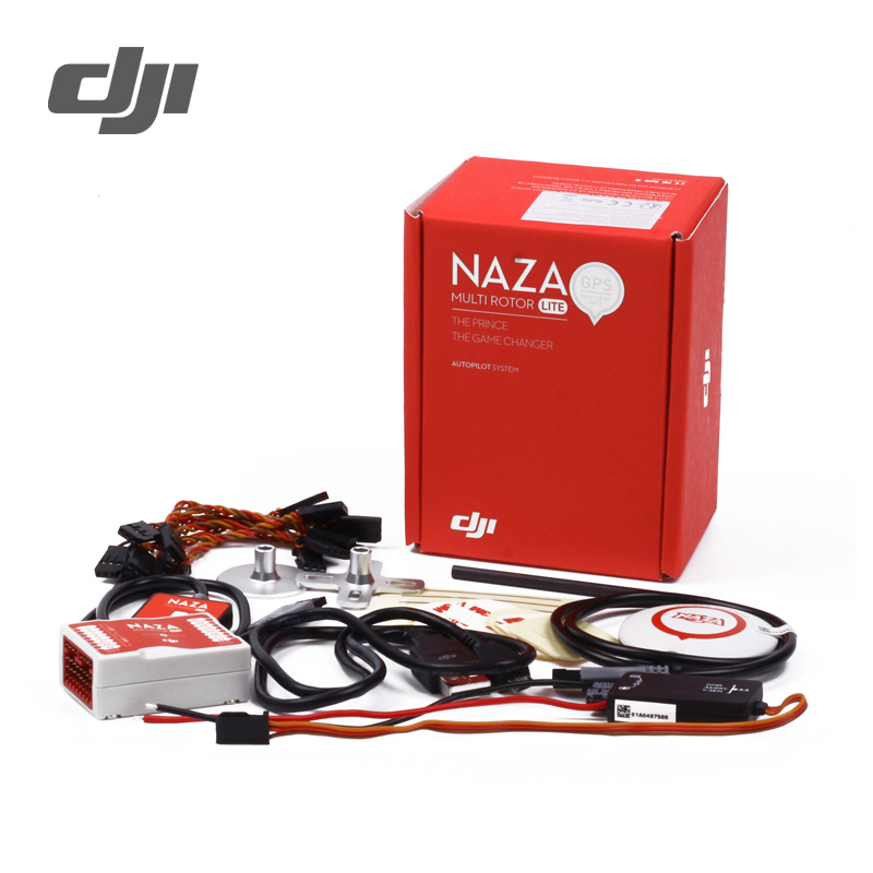 DJI Naza M Lite Flight Controller Naza-M Lite ( With GPS ) Multi-rotor Fly Control Combo For RC FPV Drone Quadcopter Accessories